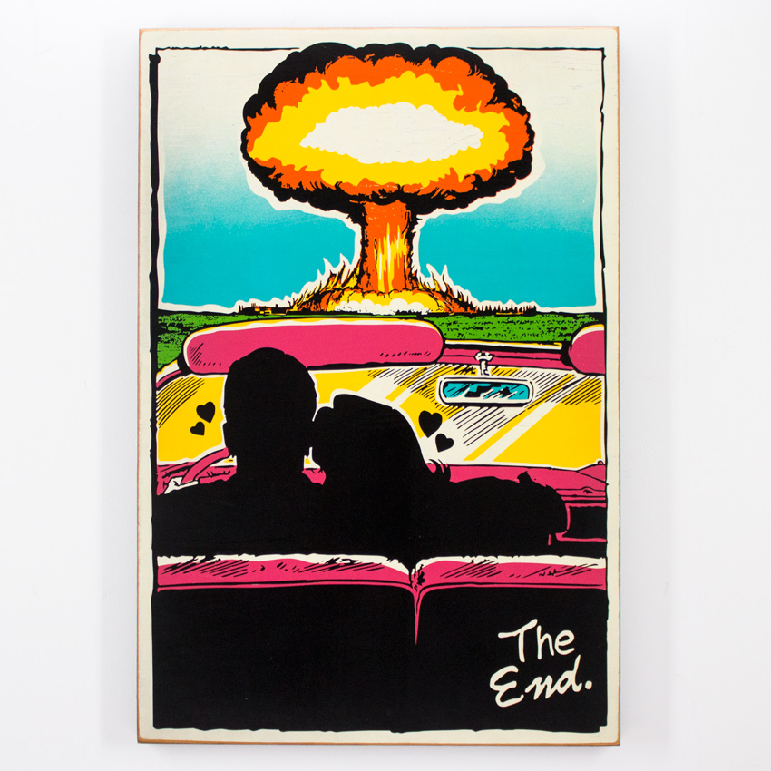 Denial Art - The End Of The End