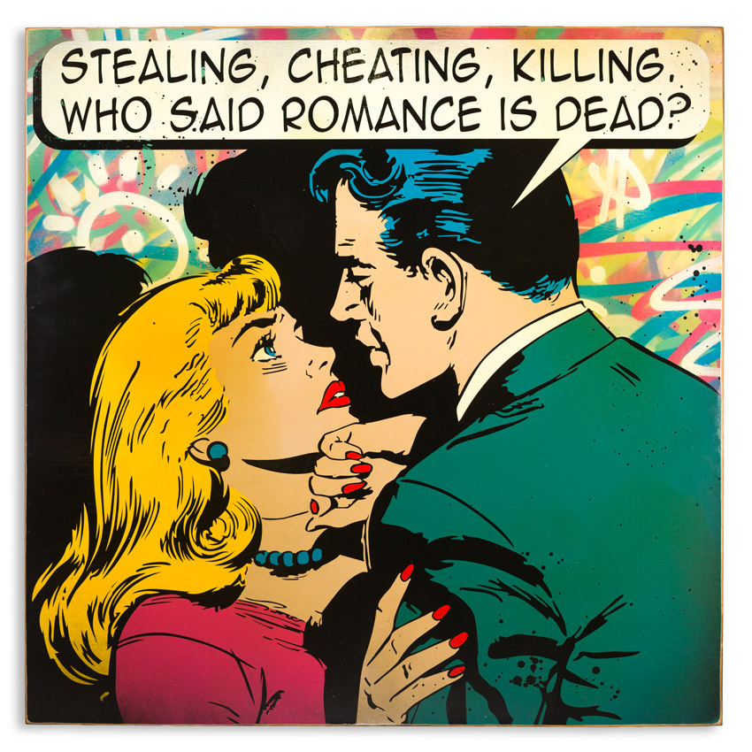 Denial Art - True Romance