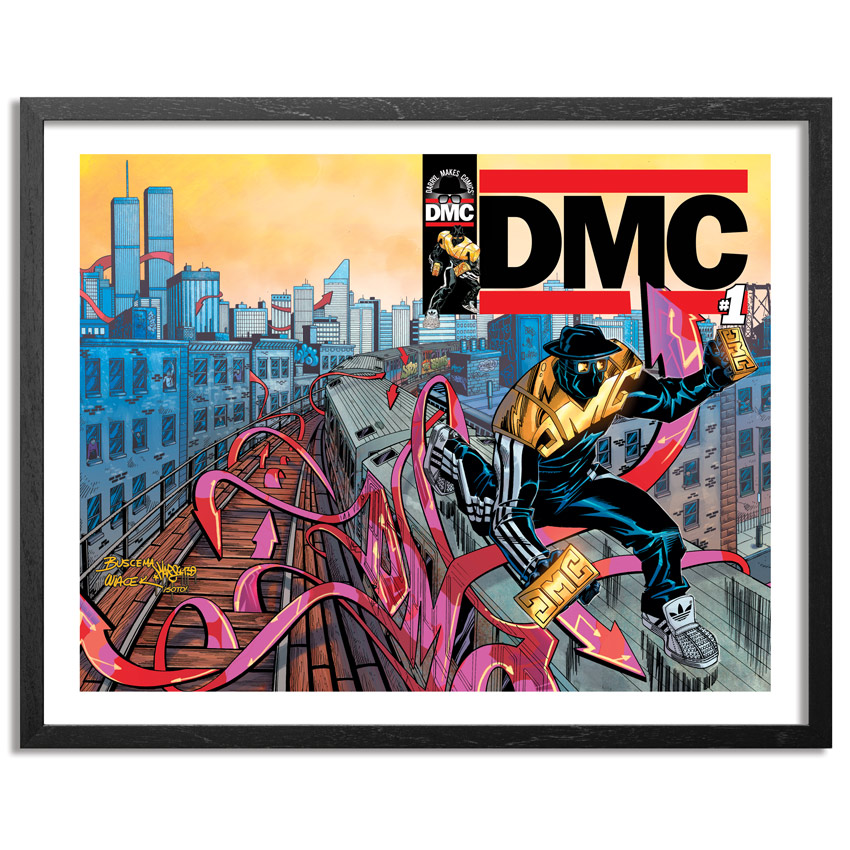 Carlos Mare aka Mare139 Art Print - DMC Released!
