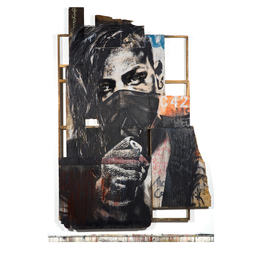 Eddie Colla Original Art - C42CMS