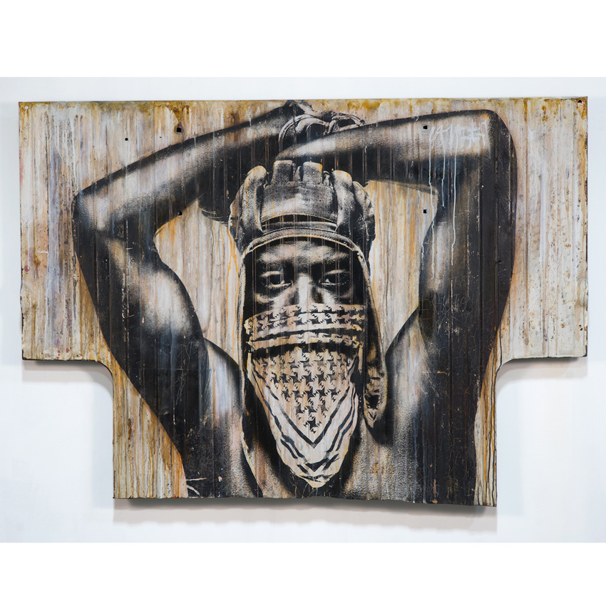 Eddie Colla Original Art - Withstand
