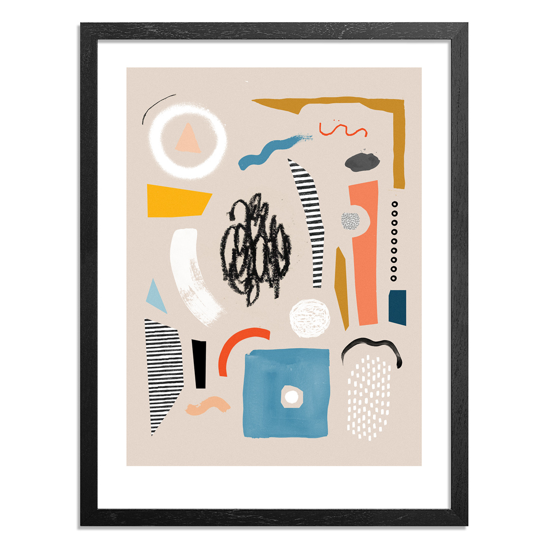 Ellen Rutt Art Print - The Ingredients