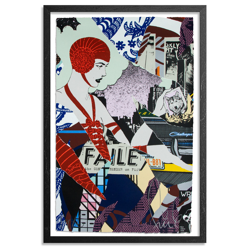 Faile Art Print - Night Bender
