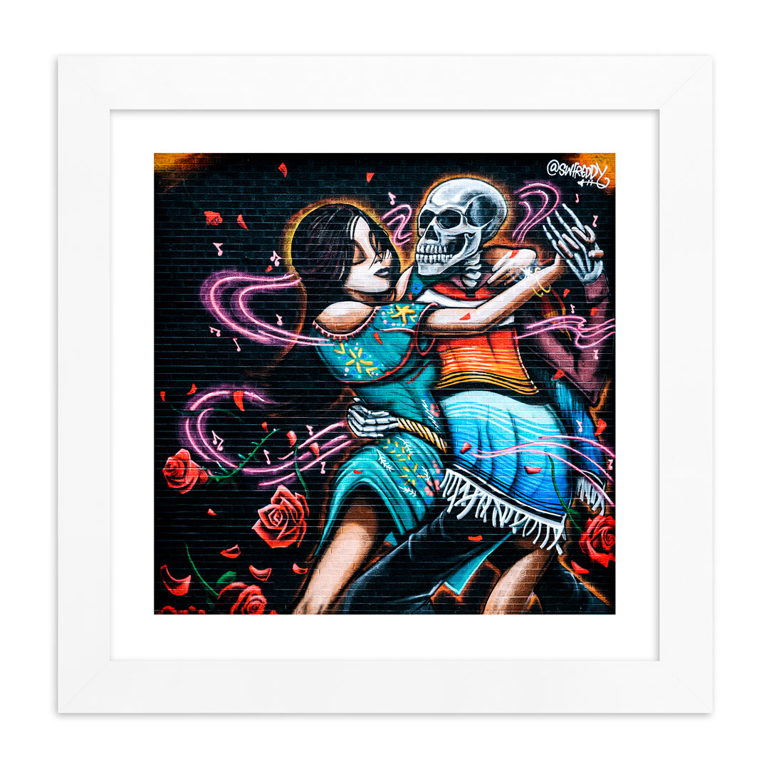 Freddy Diaz Art Print - Fiestas De Enero - Limited Edition Prints