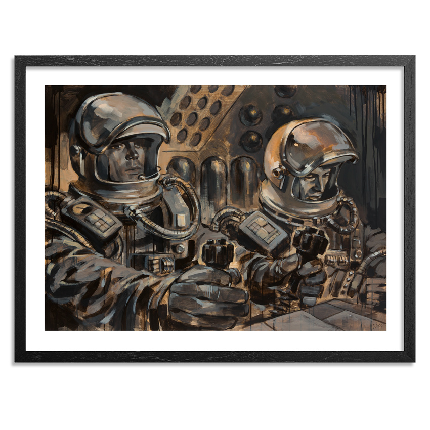 Glenn Barr Art Print - In The Shadow Of Orion - Standard Edition