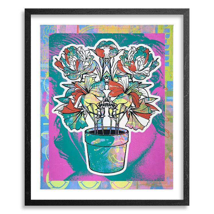 Greg Gossel Art - Bouquet - 02