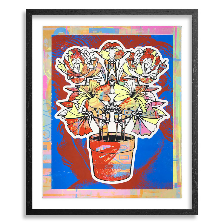 Greg Gossel Art - Bouquet - 03