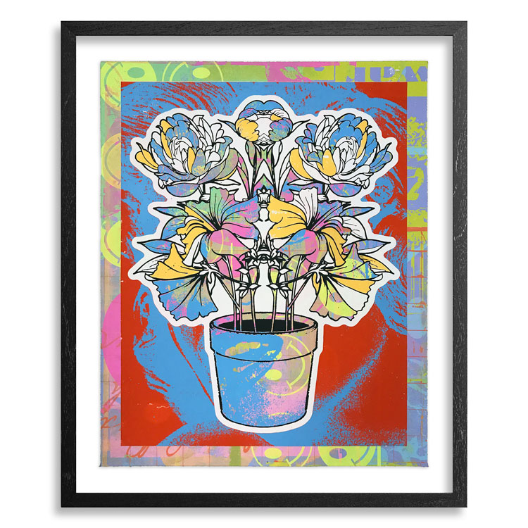 Greg Gossel Art - Bouquet - 04