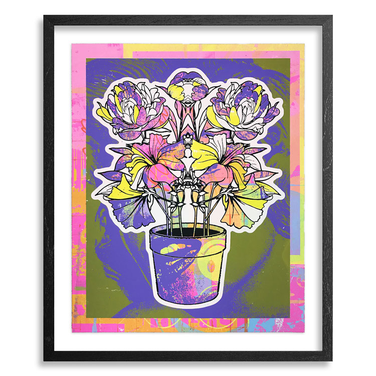Greg Gossel Art - Bouquet - 06