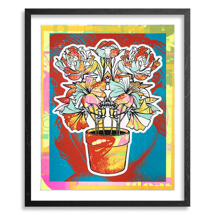 Greg Gossel Art - Bouquet - 10