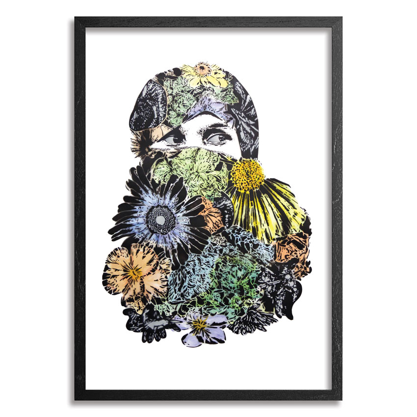 The Heliotrope Foundation Art Print - Icy & Sot