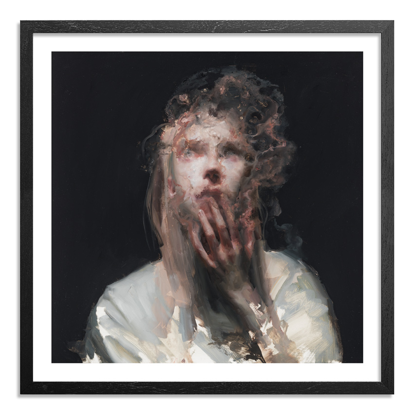 Henrik Aa. Uldalen Art Print - Caries - Limited Edition Prints