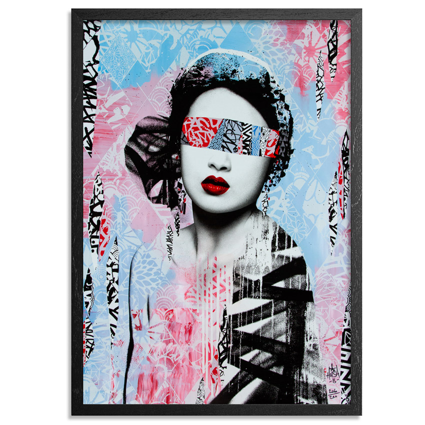 Hush Art Print - Trials & Errors