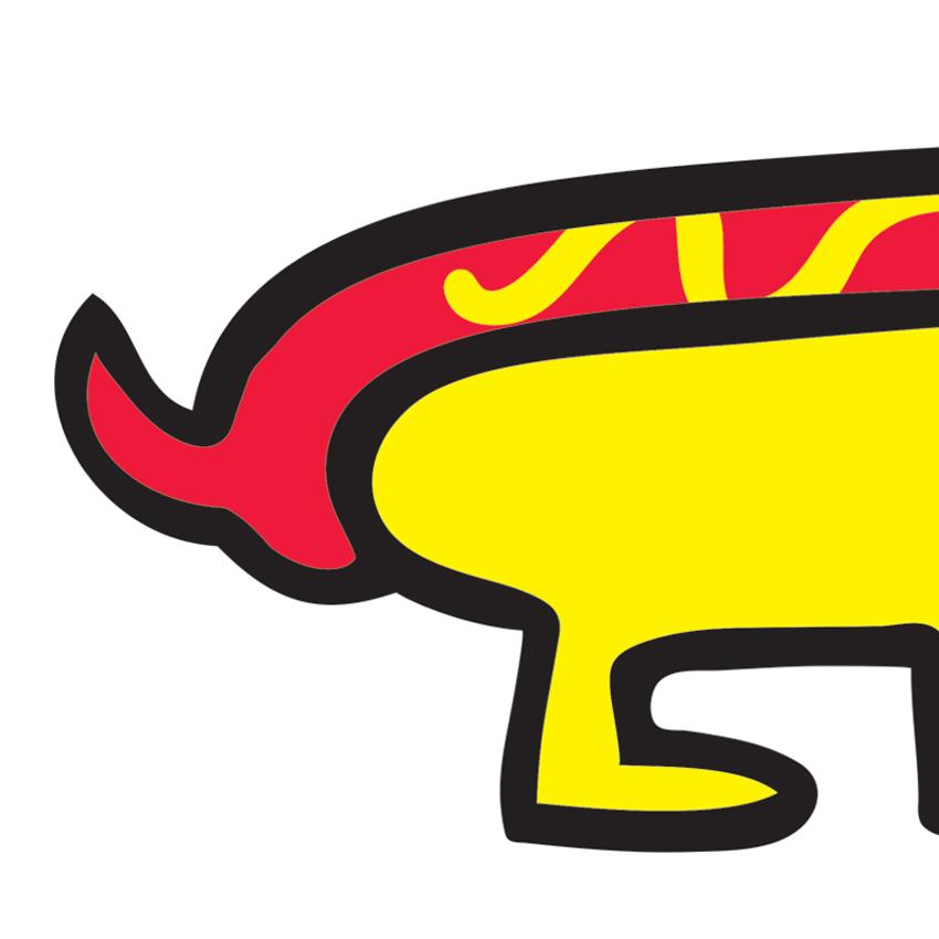 Hot Dog Sign Creator