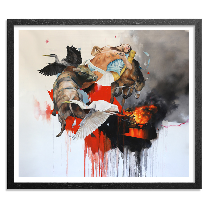 Joram Roukes Art Print - West Side Story - Standard Edition