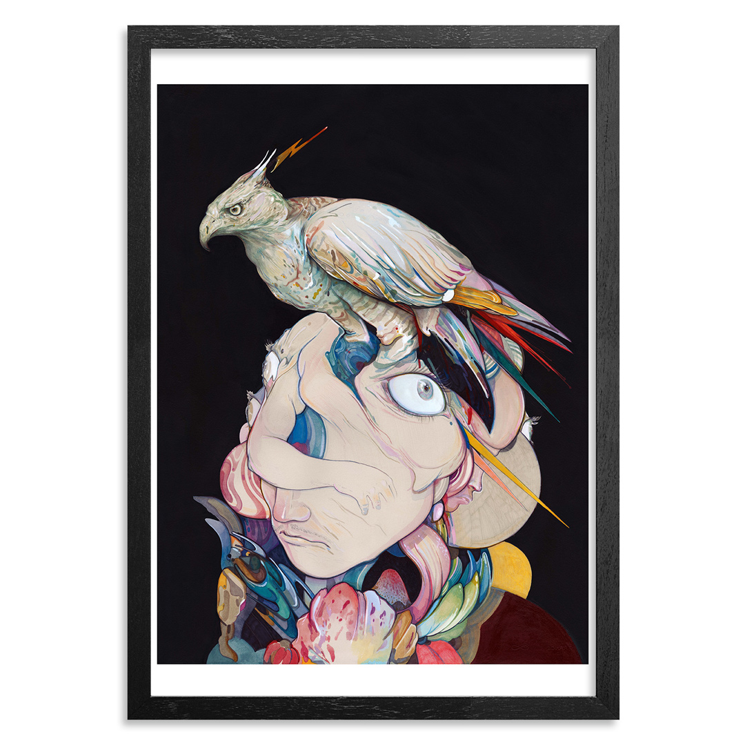 The Heliotrope Foundation Art Print - Jose Mertz - Thunderhawk