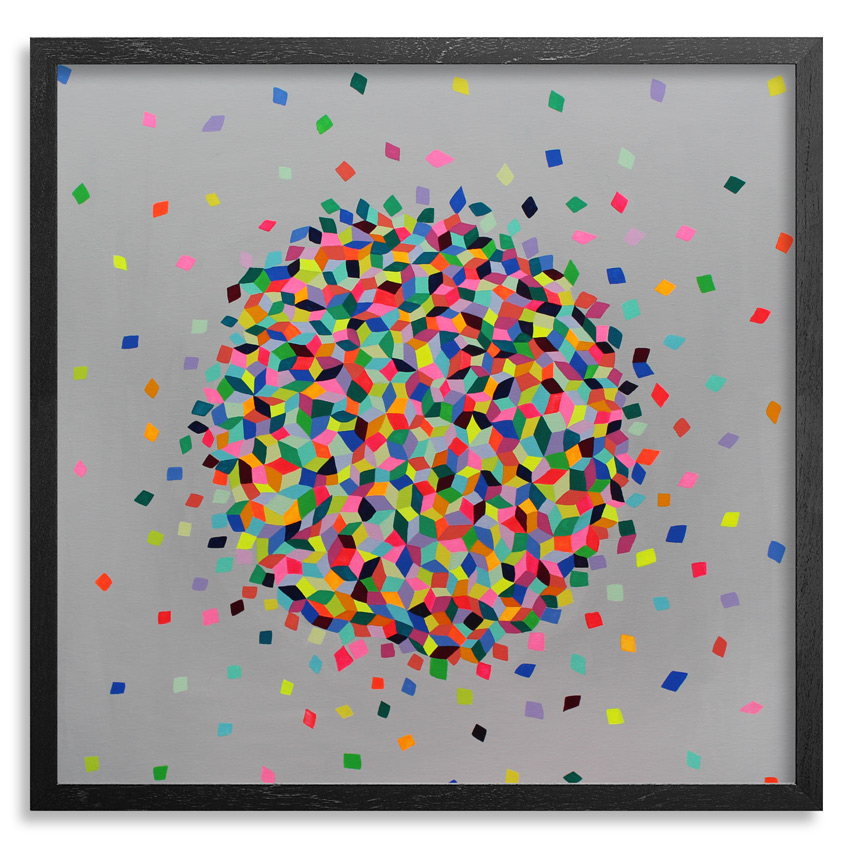Kristin Farr Art Print - Confetti Cloud - Limited Edition Prints
