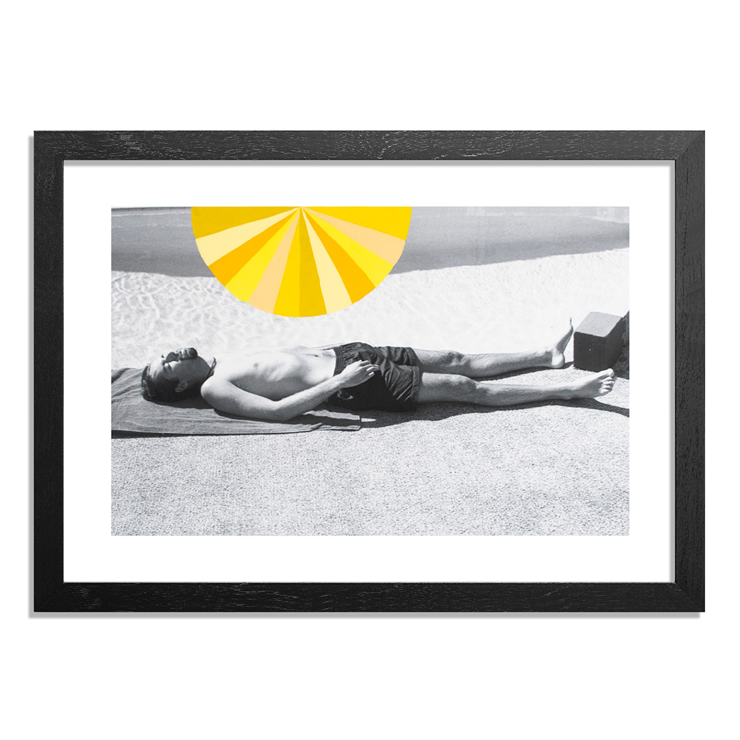 Kristin Farr Art Print - Summer - MCA. G Spot. Paul's Boutique. Los Angeles. 1988