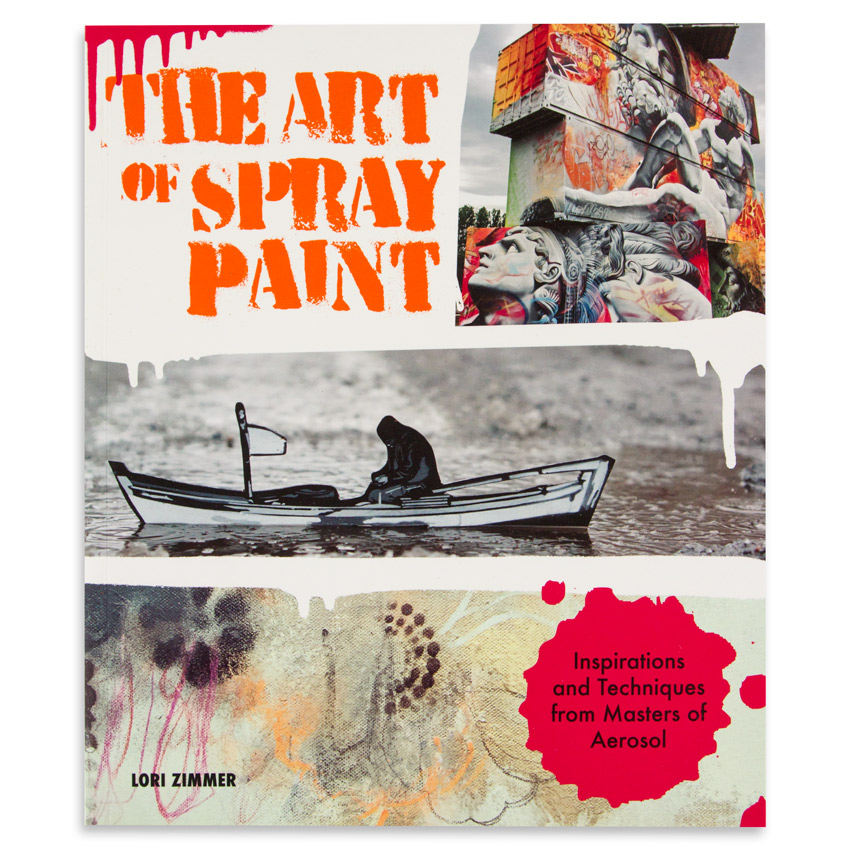 Lori Zimmer Book - The Art Of Spray