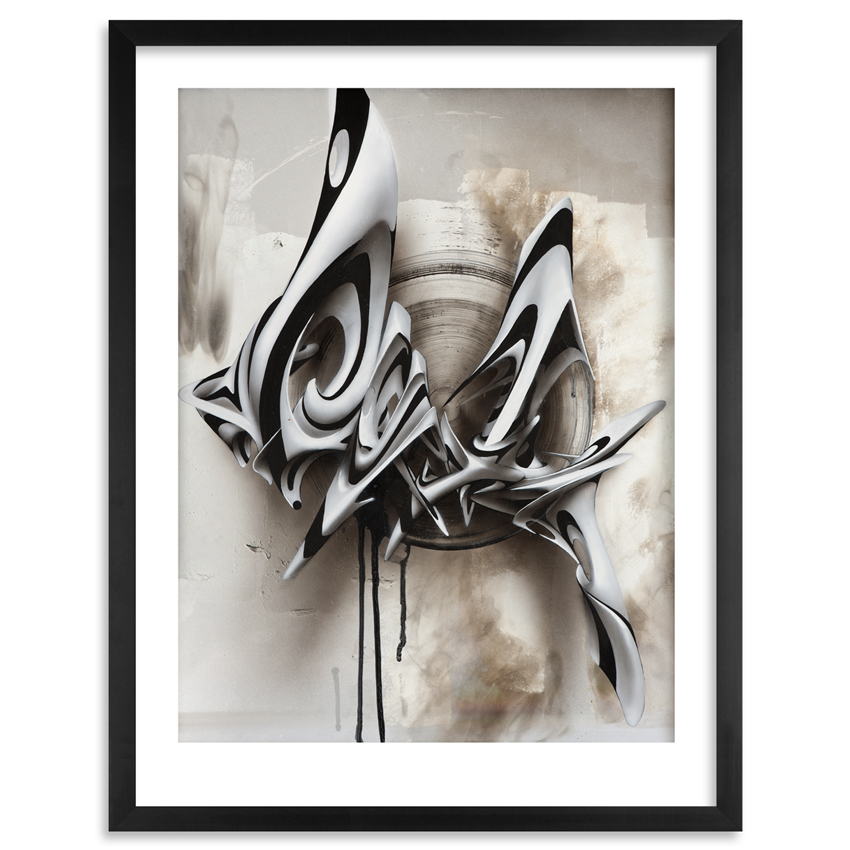 Made514 Art Print - Steel Passion - Limited Edition Prints
