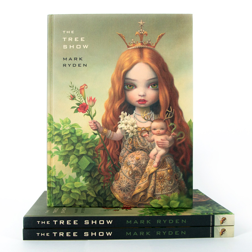 Mark Ryden Book - The Tree Show