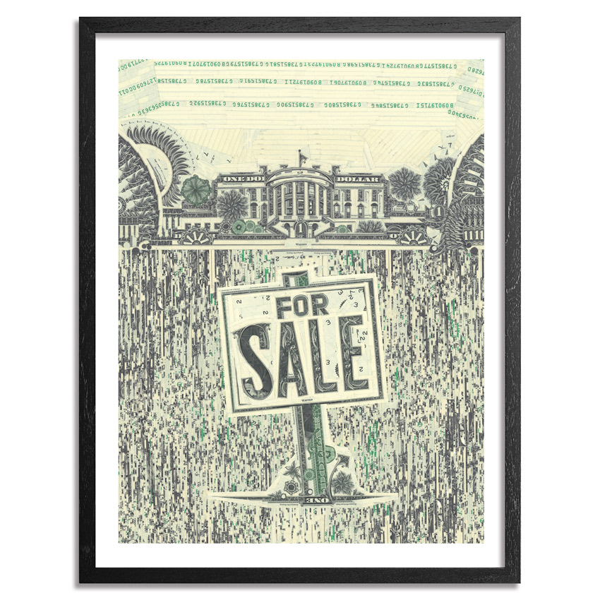 Mark Wagner Art Print - For Sale By Voter- Standard Edition