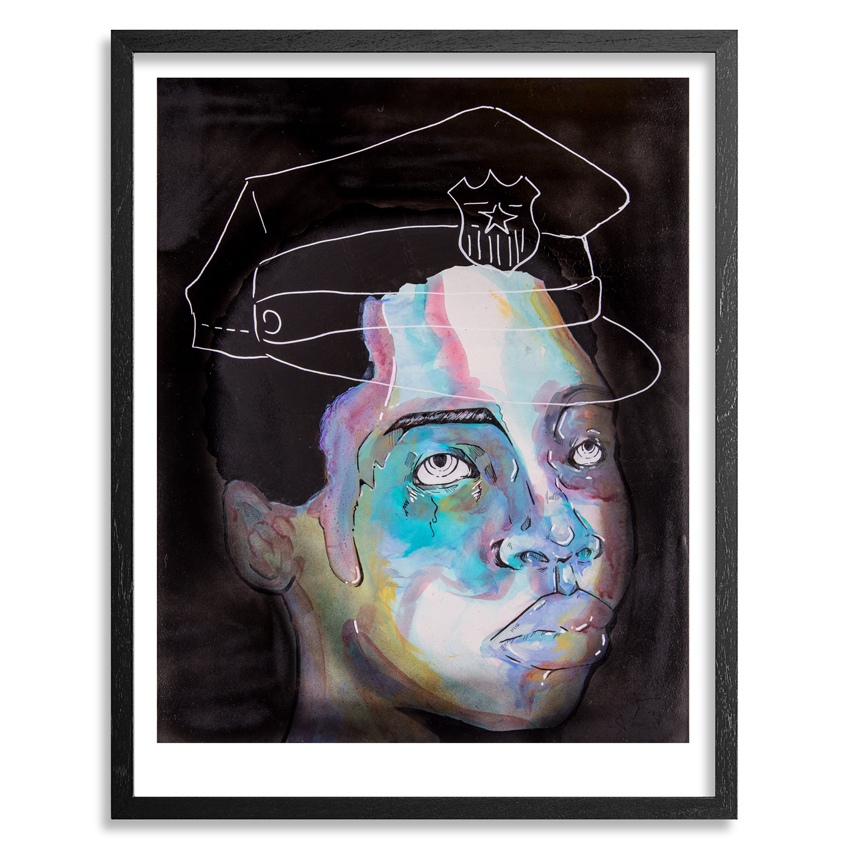 Marlo Broughton Art Print - Ps And Qs - Limited Edition Prints