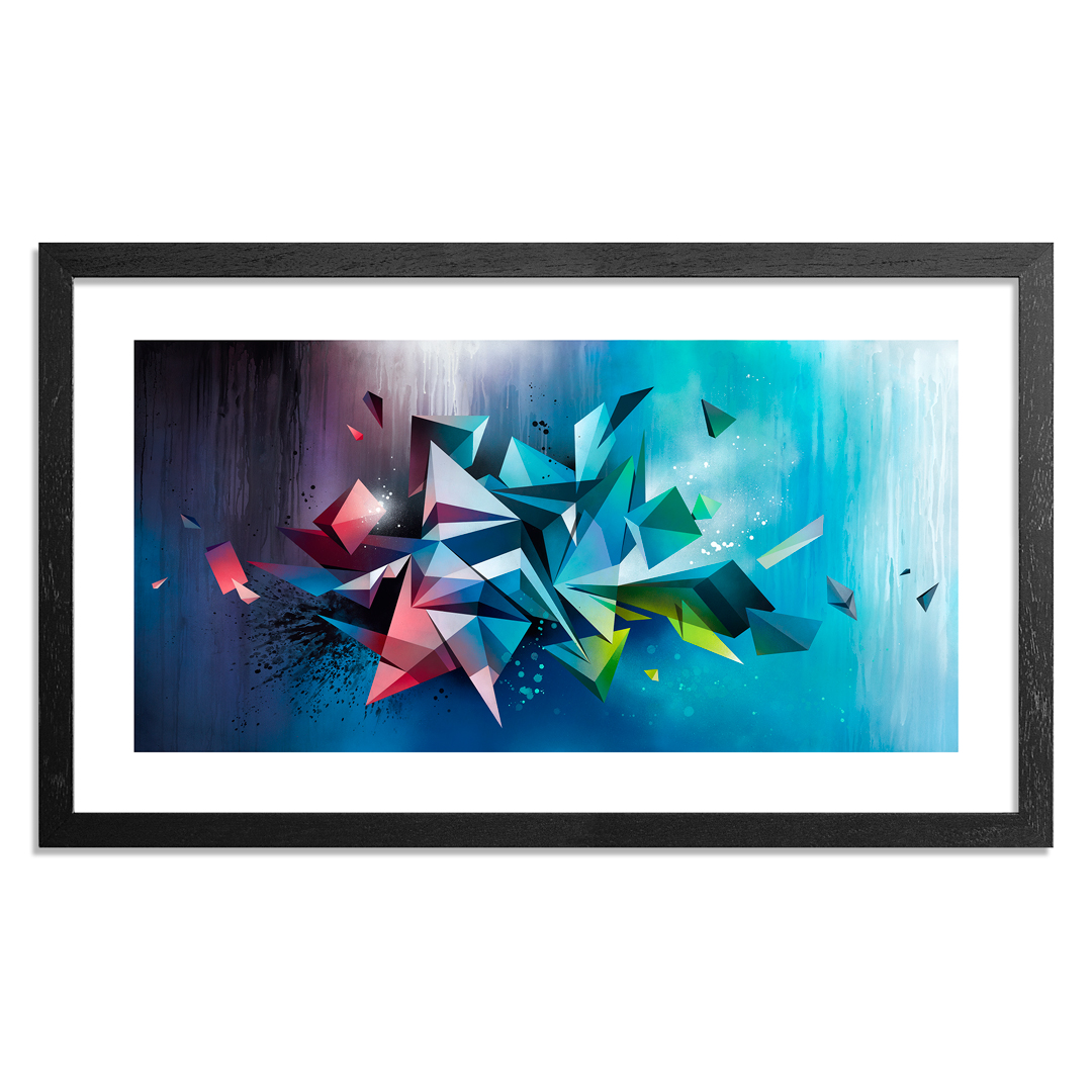 Mikael B. Art Print - Calm Winds