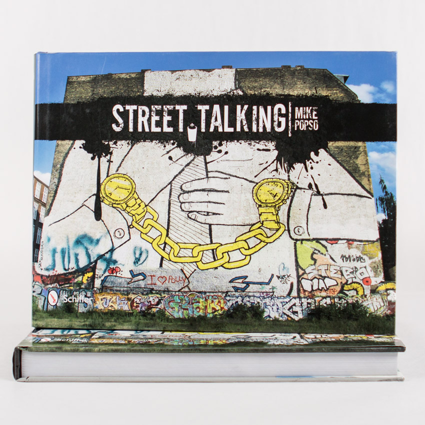 Mike Popso Book - Street Talking