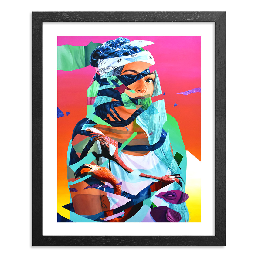 Mwanel Pierre-Louis Art Print - Dissect - Limited Edition Prints