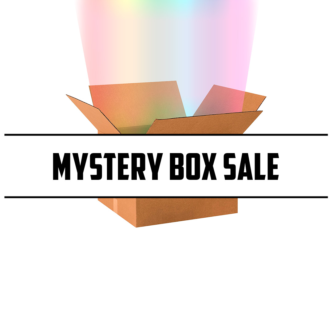 1xRUN Presents Art - Mystery Boxes