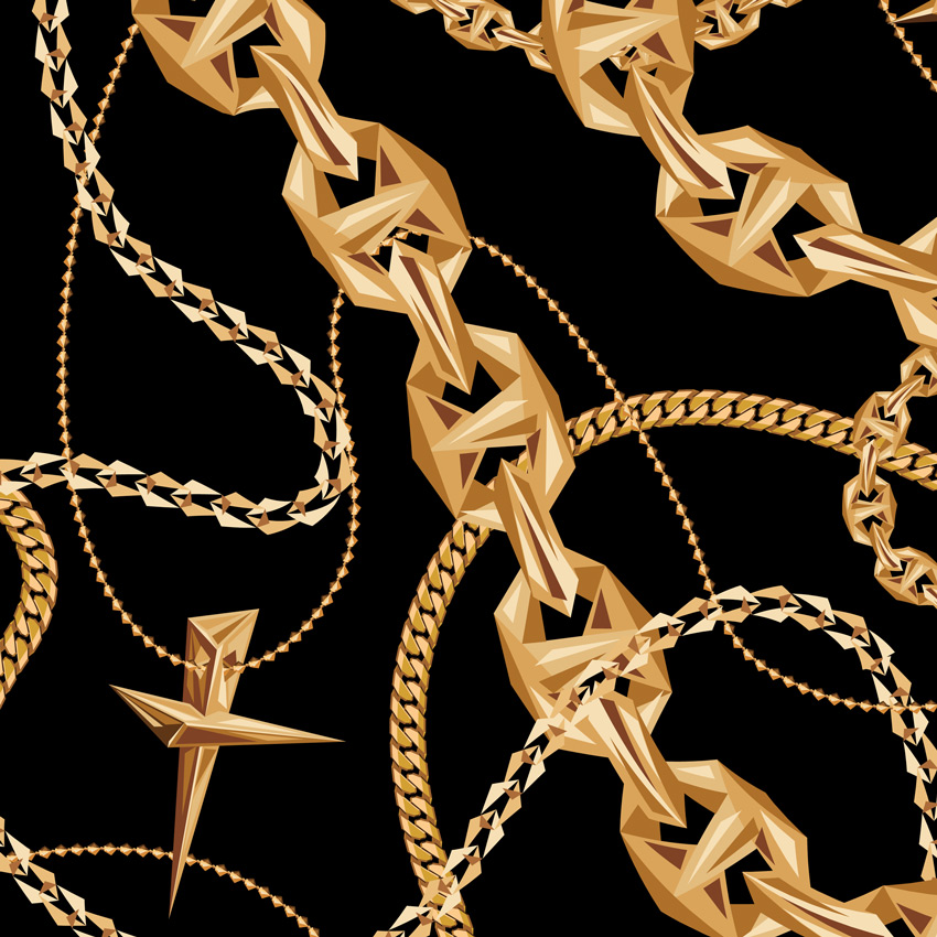 piece proddetail chains gold id rs glod at chain