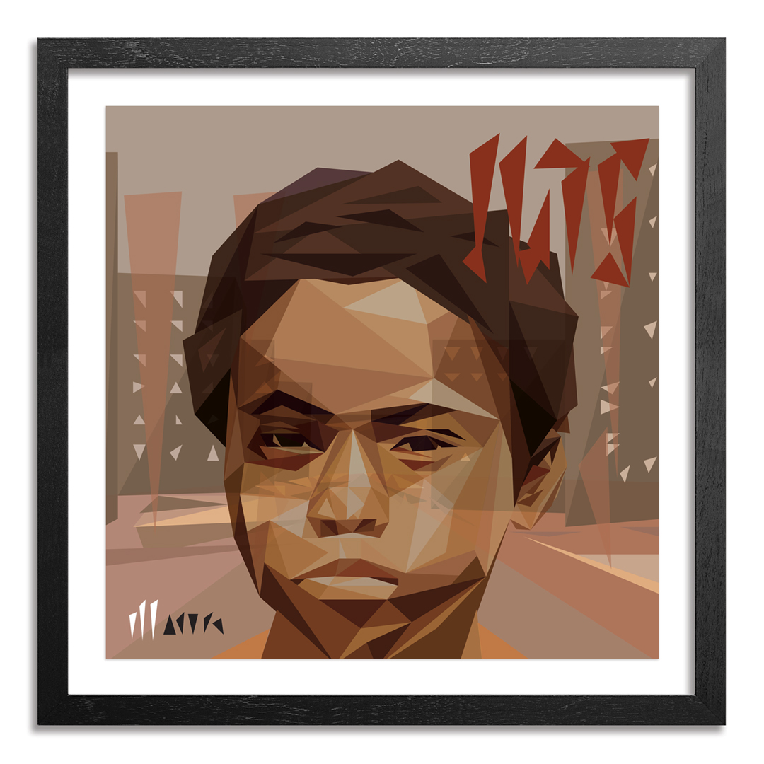 Naturel Art - Nas - Illmatic - Limited Edition Prints