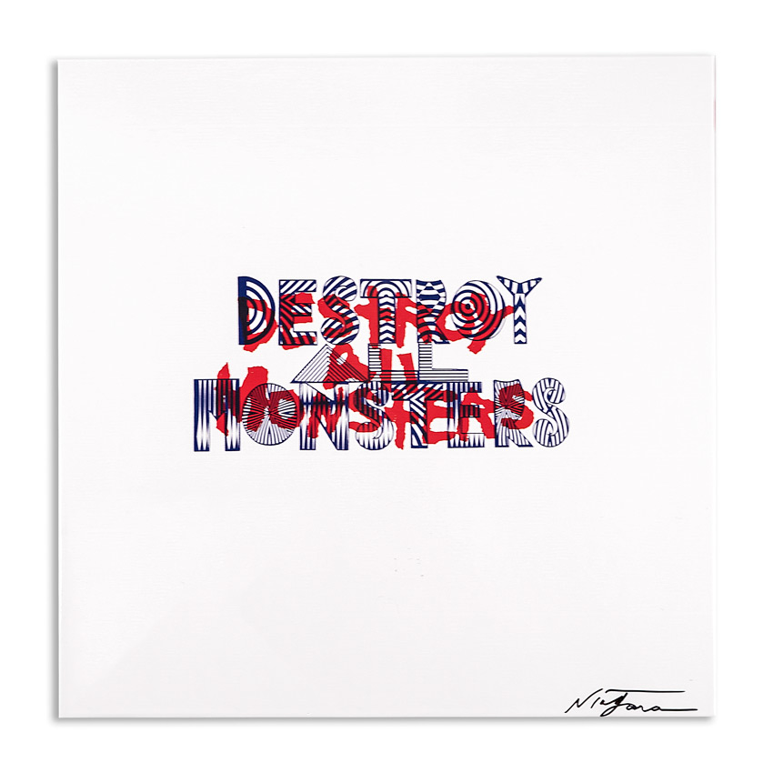 Niagara Art - Destroy All Monsters Box Set