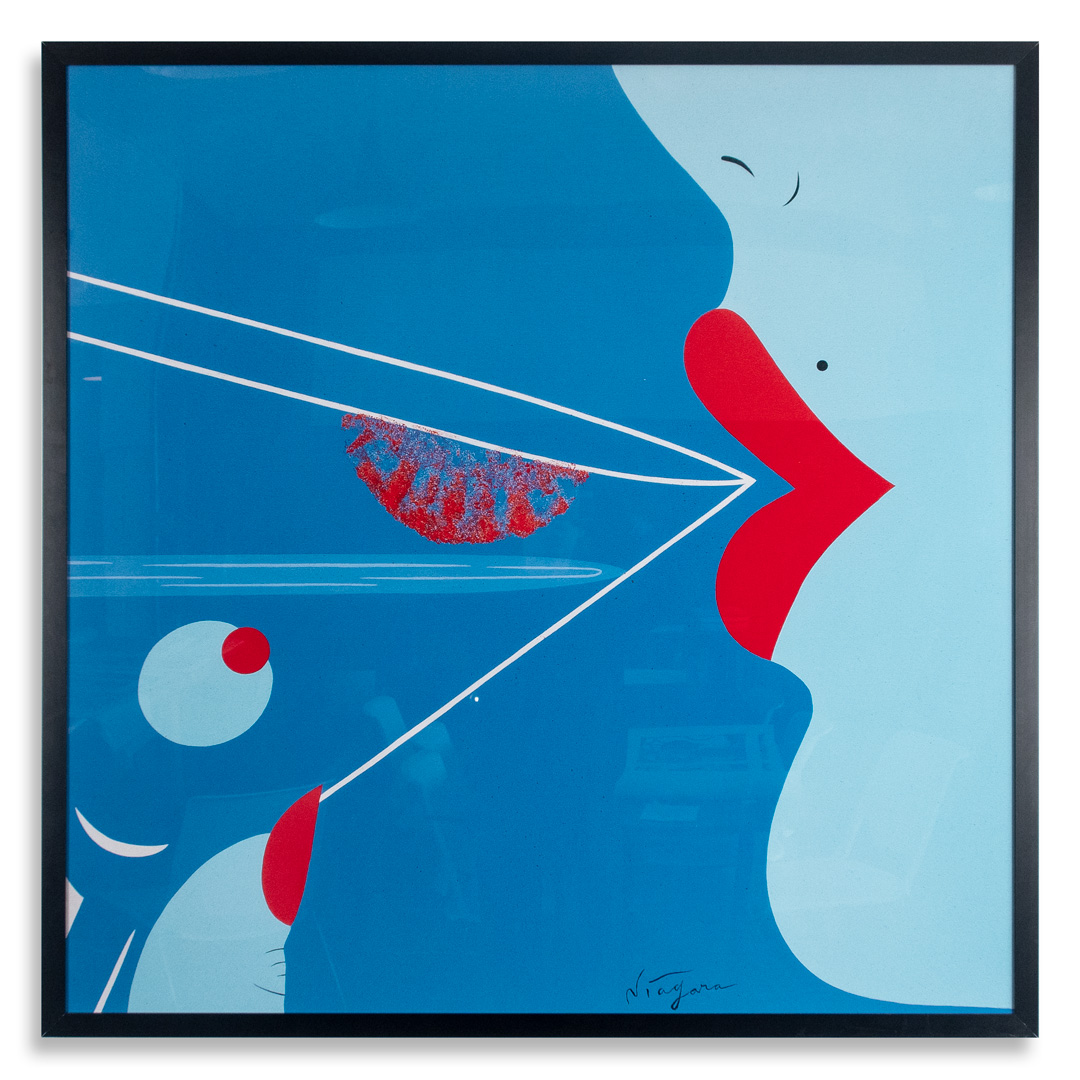 Niagara Art Print - Lipstick Traces - House Of Vans Oversized Edition