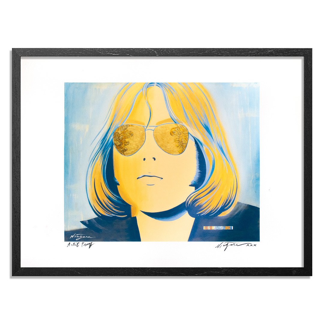 Niagara Art Print - Artist Proof - Ron Asheton