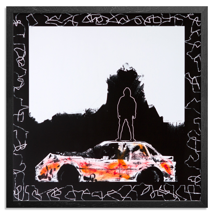 NNII Art Print - The Crowd Pleaser