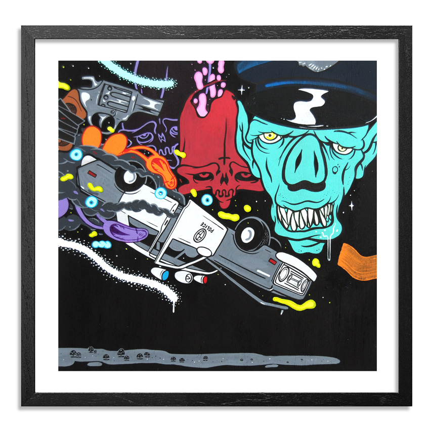 Persue Art Print - FTP - Limited Edition Prints