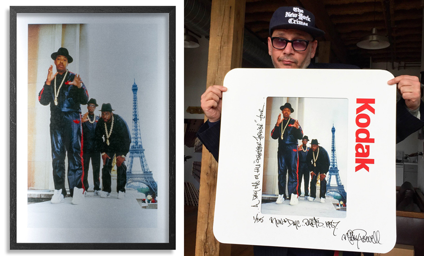 c30619c884ef 1xRUN Collections - Run DMC - Paris - 1987 by Ricky Powell