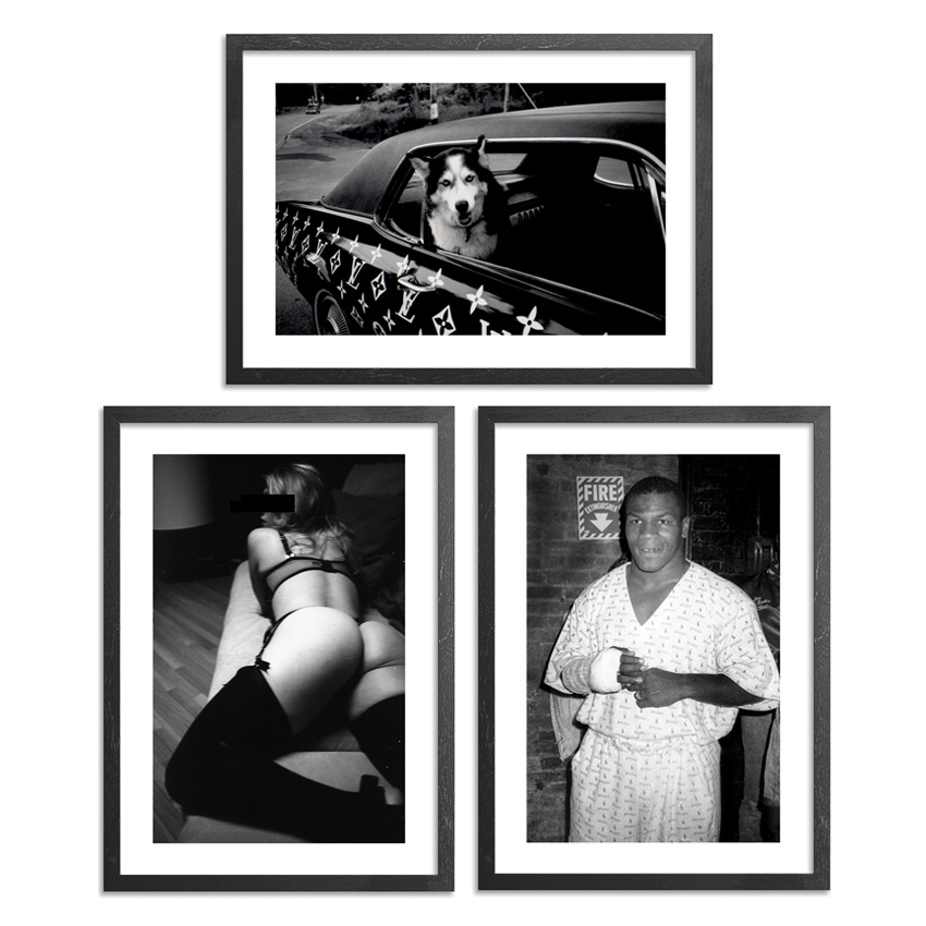 Ricky Powell Art Print - 3-Print Set #3 - Limited Edition Prints