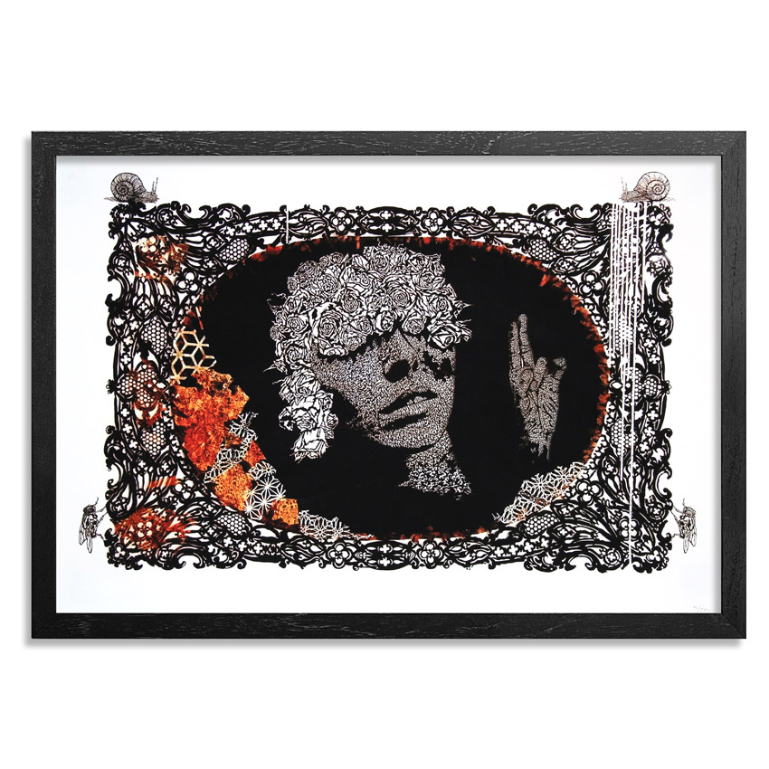 The Heliotrope Foundation Art Print - Rubbish - The Roses Of Nazareth