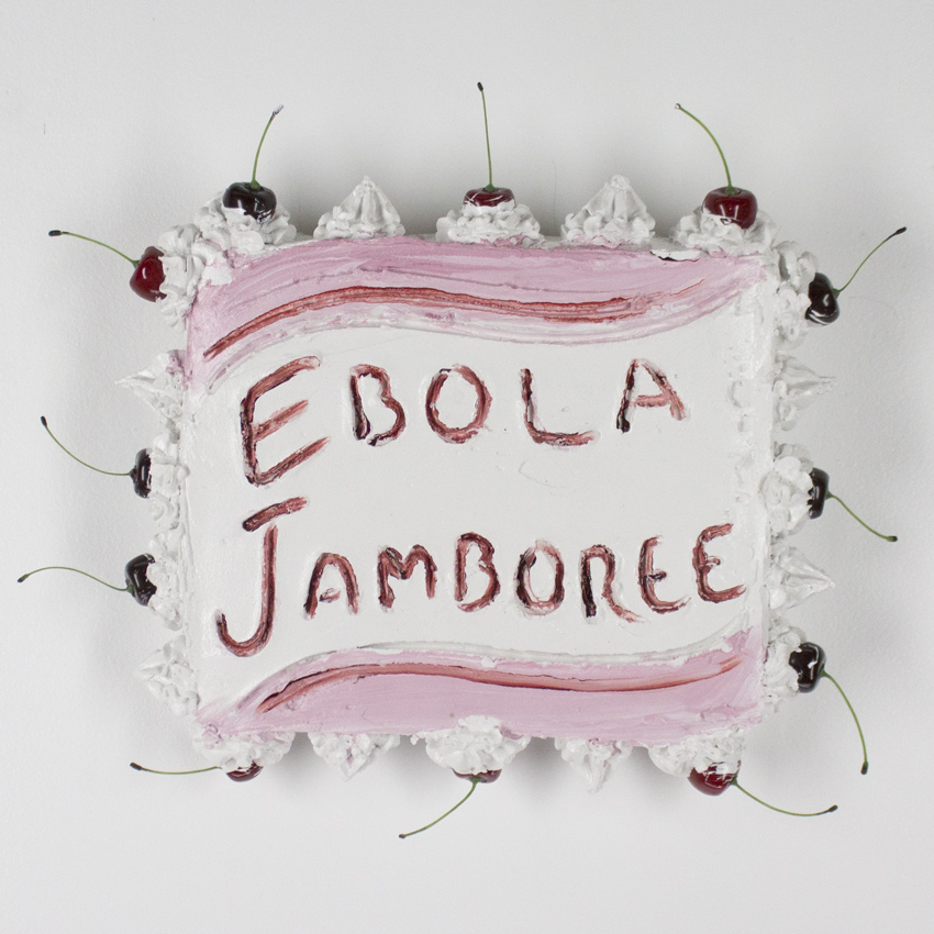 Scott Hove Original Art - Ebola Jamboree