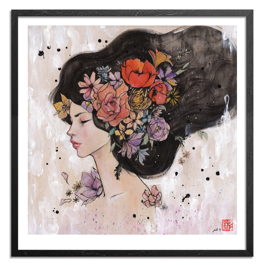 Stella Im Hultberg Art Print - Bloom