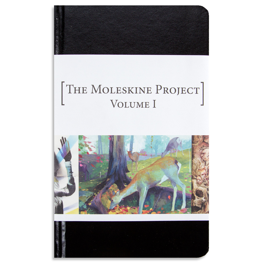 Ken Harman Book - The Moleskin Project: Volume 1