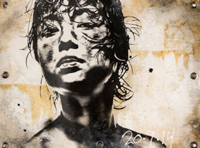 Original Art by Eddie Colla - 20 • 9 • 14