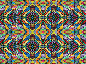 Art Print by Apexer - Apexerdelics II - Blotter Edition