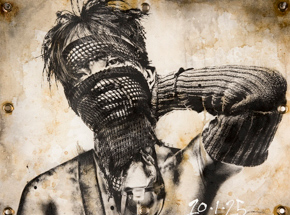 Original Art by Eddie Colla - 10 • 1 • 25