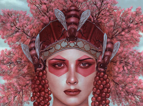 Art Print by Casey Weldon - Sweet Bee