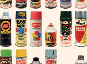 Art Print by Roger Gastman - Tools of Criminal Mischief : The Cans III