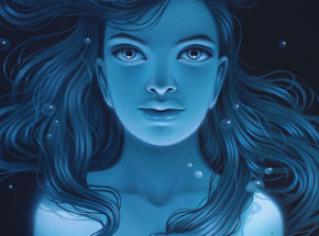 Art Print by Sarah Joncas - Deep Sea - Limited Edition Prints